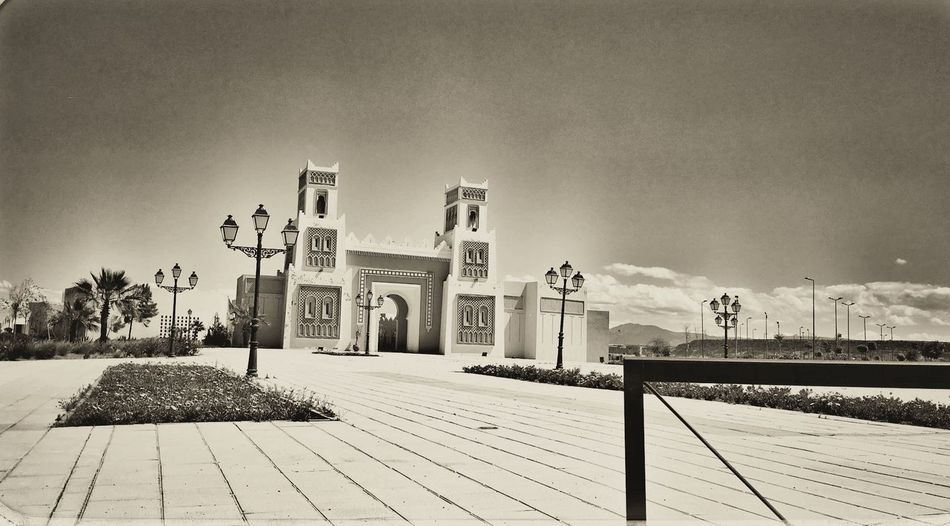 Palace Wilayah Architecture Sky Built Structure Building Exterior Building Nature EyeEmNewHere