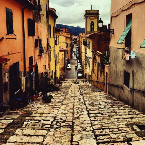 Elba Island  Travel Holiday Alley EyeEm Best Shots Italy Summer Traveller Portoferraio