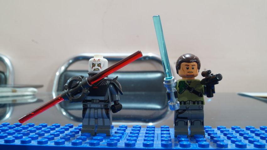 Close Up Shot Inquistor Kanan Jarrus LEGO Lego Minifigures Rivals Valuable Minifiguires Sonya58