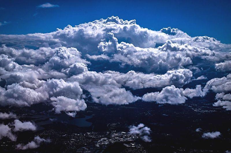 Brisbane's sky