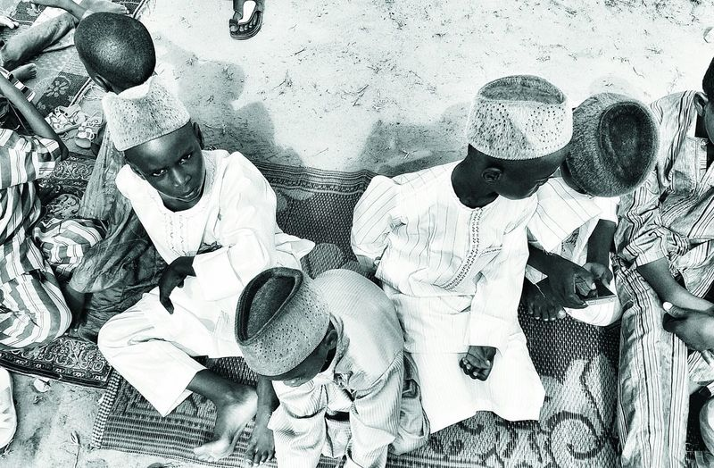Eidmubarak2015 Festival Black And White Photography Monochrome _ Collection Jimeta Nigeria