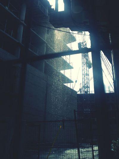 #rainwater #falling #gardiner #bathurst #Toronto