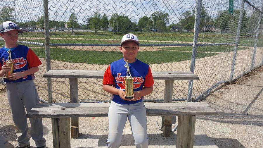 Champions today. Future Cardinal Baseball ⚾ Dedication