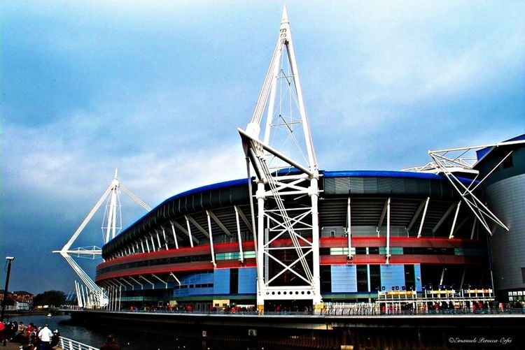Architecture Stadium Edimburgo Urban Geometry