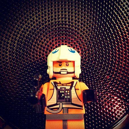 Pilot Shot LEGO Legography Starwars Xwing Pilot Macro Fun PhonePhotography Toy Photography Abstract