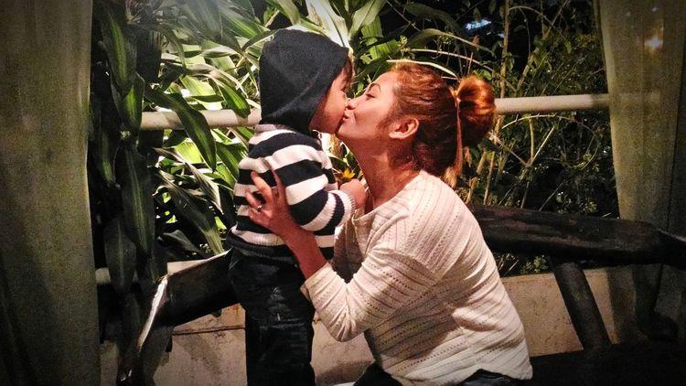 Mother&son UnconditionalLove