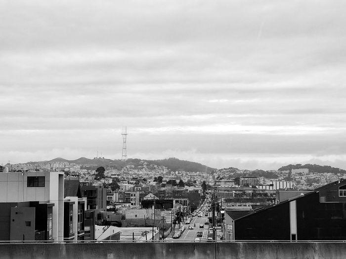 SF view.
