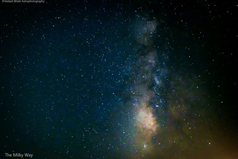 Tranquil Scene Star - Space Sky Night Astronomy Infinity Space Scenics Beauty In Nature Star Field Milkyway,sky,star,landscape,night Landscape_photography Milkywaygalaxy Milkyway Nature Photography Nightscape Stars Nightphotography Astrophotography TheMilkyWay Fantasy Majestic Low Angle View Scenics Tranquil Scene