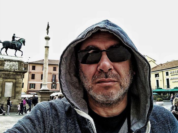 Padova, Aprile 2019 Hdr_Collection Tuesday_selfportrait_nonchallenge Self Portrait Me Sunglasses Headshot Front View Architecture Close-up Built Structure Building Exterior