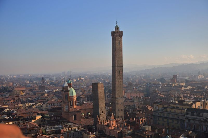 Beautiful view Old Old Buildings EyeEm Best Edits Architecture_collection Church Bologna Tower Cityscape High Angle View cityscapes Medieval Architecture EyeEm Best Shots Canon5Dmk3 Italy Bestoftheday Photooftheday Architecture Building Exterior City Built Structure Building Cityscape Office Building Exterior Skyscraper Sky Travel Destinations Tall - High