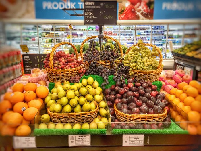 Fruits in the basket TheStoreM3Mall Fruits First Eyeem Photo