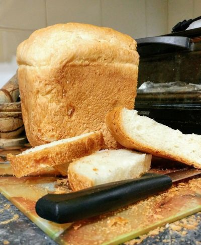 Fresh Bread No People Food Close-up Day Freshness