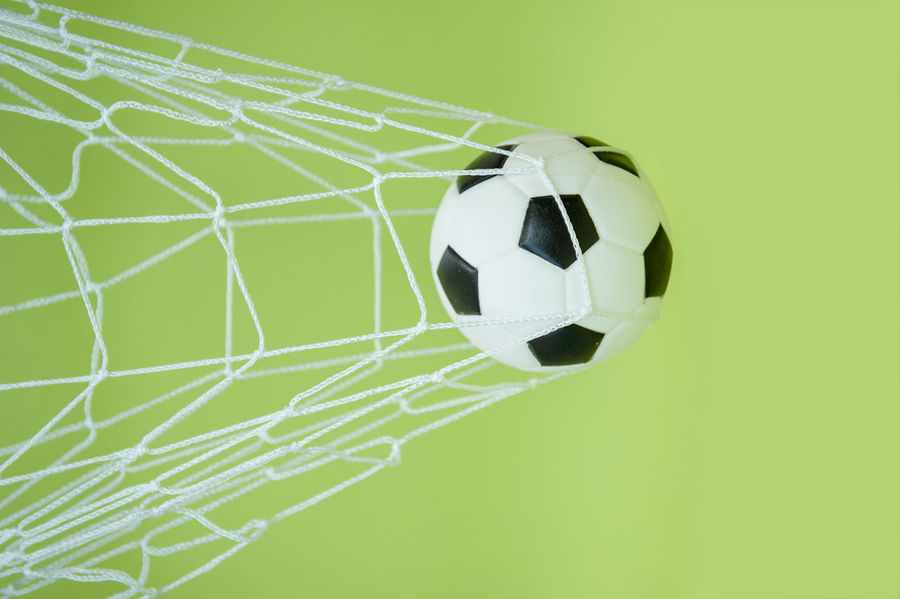 Soccer ball Championsleague Football Goal Graphic Green Sport Event Ball Close-up Fan Finish Football Field Germany Goal Green Background Indoors  Leisure Activity Play Soccer Round Simple Soccer Soccer Ball Soccer Field Sport Success Training Worldcup