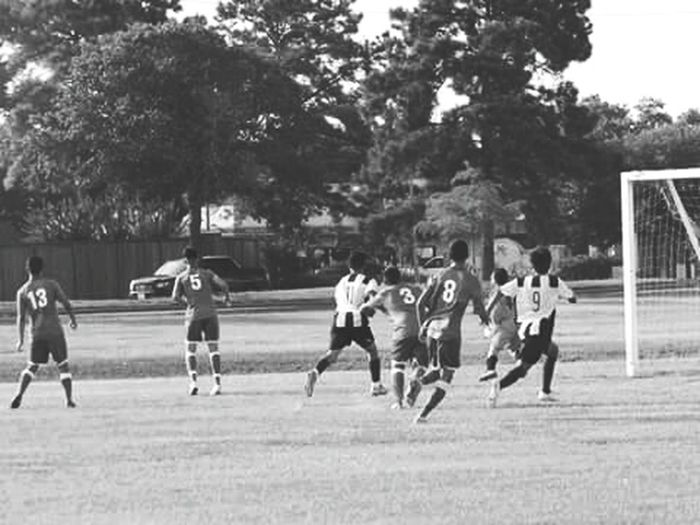 Sport In The City The beautiful game ⚽