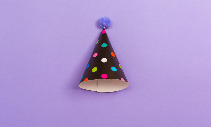 Multi colored christmas decoration
