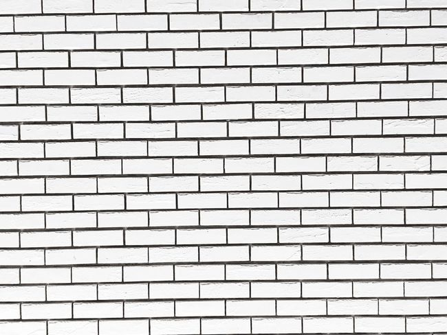 Full Frame Backgrounds Pattern Textured  No People Design Architecture Abstract Wall Shape Brick Wall Brick Flooring Wall - Building Feature Built Structure Repetition Close-up Day Geometric Shape In A Row