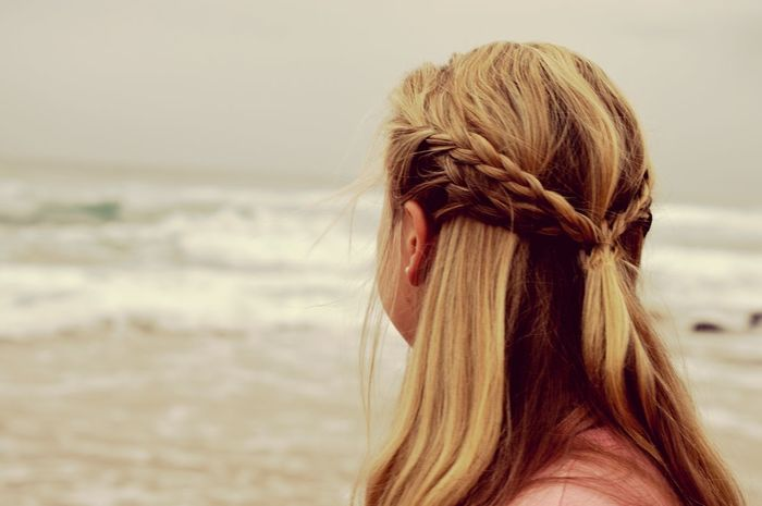 Some footage from our tripSea Enjoying The Sun Getting A Tan Sunshine Naturelovers Beach Blonde Plait Striking Fashion