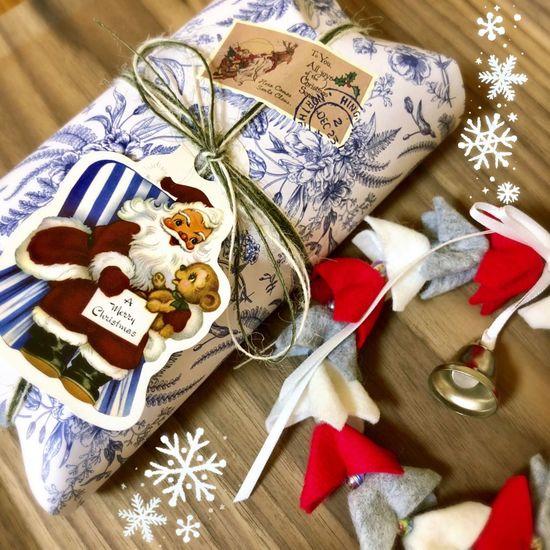 サンタさん サンタクロース クリスマス クリスマスリース リース シュトーレン Christmas