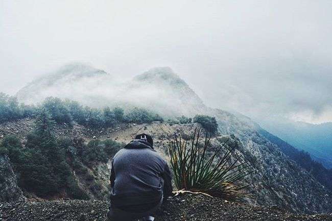 Throwback Thursday pt 2 🐻🐻 Conquer_la Conquer_ca DiscoverLA ABC7Eyewitness Illgrammers Illest_shots CaliGrammers Socalhiking Socalshooters Angelesnationalforest Sangabrielmountains Nikon Vscocam Vscogood