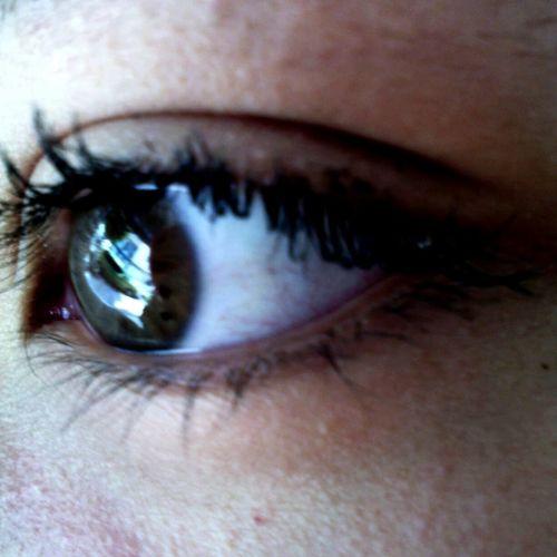 My Eye. (: . Beauty Of Life  Love♡ Day Enjoying Life 👀✨