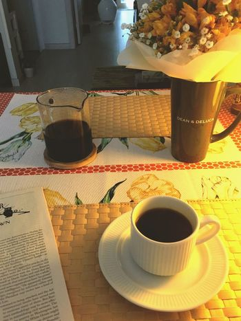 A perfect morning Coffee - Drink