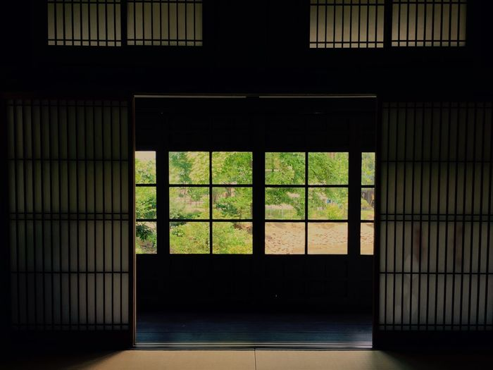 Japan IPhoneography Amazing Light And Shadow japanese traditional house