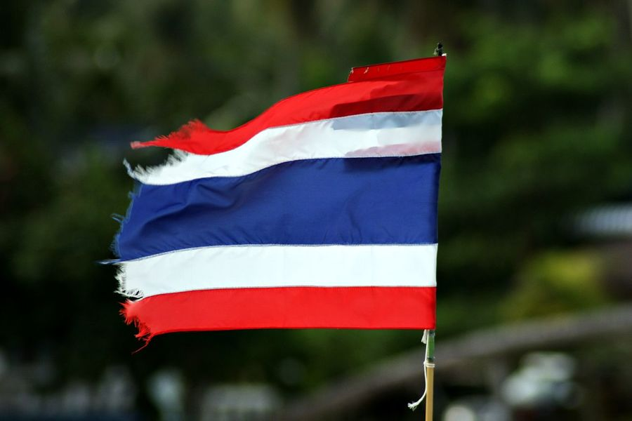 ASIA Asian  Asian Culture Close-up Eye4photography  EyeEm Best Shots EyeEm Gallery Flag Flags Flags In The Wind  Focus On Foreground Hello World Hi! Identity Khao Tao National Flag Outdoors Patriotism Southeast Asia Thailand Thailand_allshots Wind