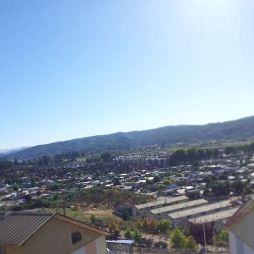 Que hermoso despertar! Me siento afortunada de tener una vista tan linda cada día!! Sinfiltro VistaDesdeMiBalcon Encasa Instagram