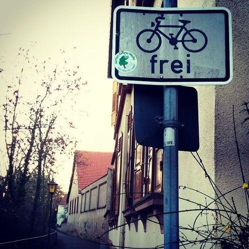 Frei Free Osthofen Verkehrsschield