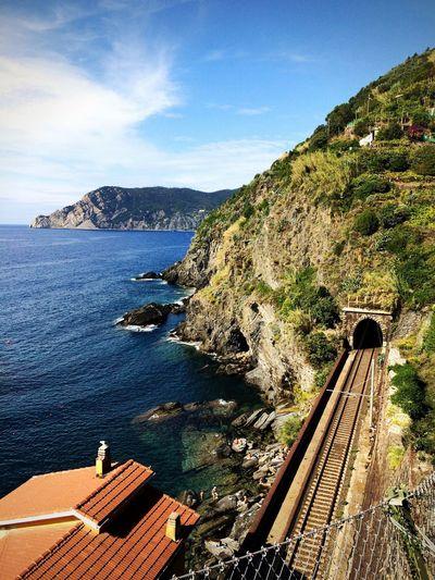 Italy Summer Cinque Terre