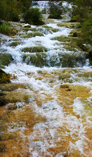 River Water Beauty In Nature No People Nature Scenics - Nature Outdoors Power In Nature Flowing Water Flowing