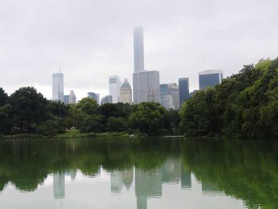 Central Park - NYC The Best Of New York New York Water Reflections New York City At Central Park CentralPark Central Park Grey Sky I Heart New York Central Park, New York The Traveler - 2015 EyeEm Awards Travel Photography