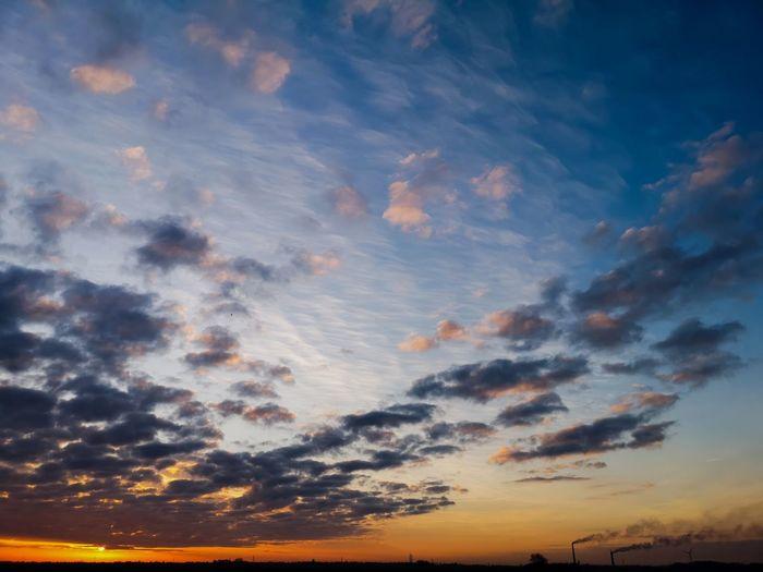 Fenland Sunrise