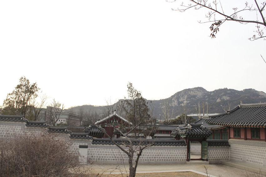 Gyeongbokgung Korea Korea Traditional Architecture Seoul South Korea Gyeongbokgung Palace, Seoul Korea Korea Tradition Landscape