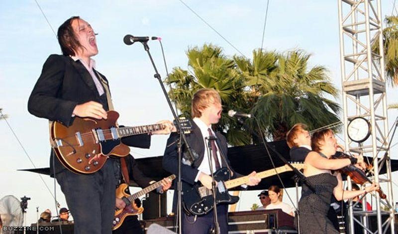Arcade Fire Coachella Music Musician Rock'n'Roll Live Music The Purist (no Edit, No Filter) Concert Photography