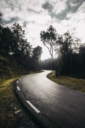 //road. Road Nature Photography Nature Photo Photography Photographylovers Urbanexploration Sun Art Tones Explore Tree Road No People Cloud - Sky The Way Forward Day Outdoors Sky Nature Adventures In The City The Great Outdoors - 2018 EyeEm Awards EyeEmNewHere