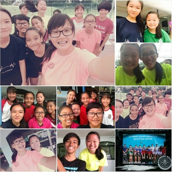 Thank you guys for making this camp memorable :-) ❤ Obs