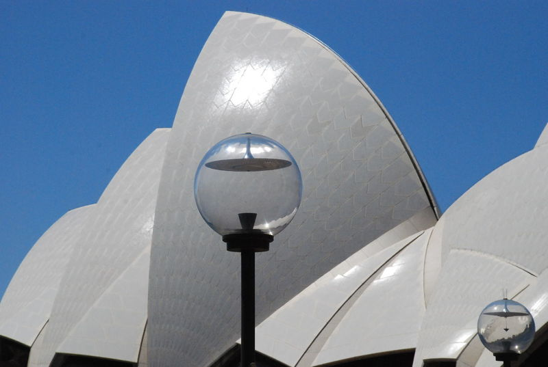 Sydney Opera House roof detail Roof Sydney Opera House Architecture Bove Building Exterior Built Structure Clear Sky
