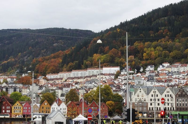 Bryggen, the