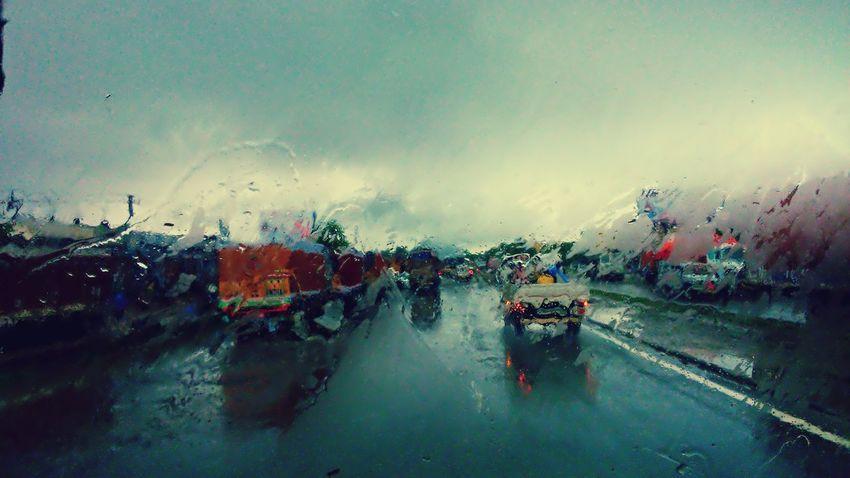 Rainy Day Rajasthan
