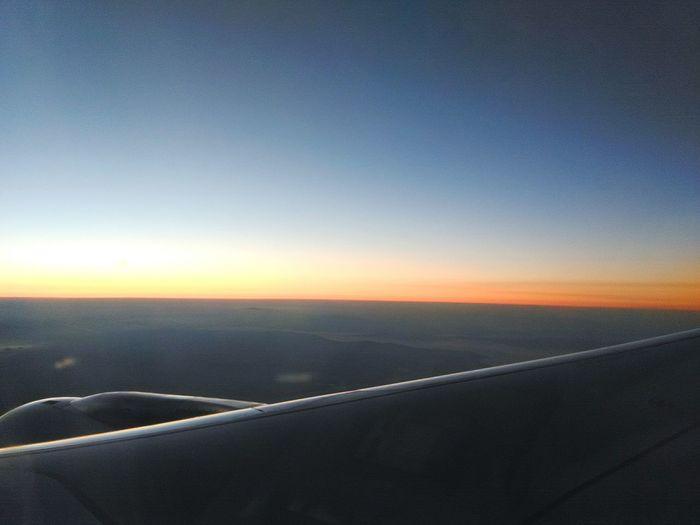 Aerial Shot Sky