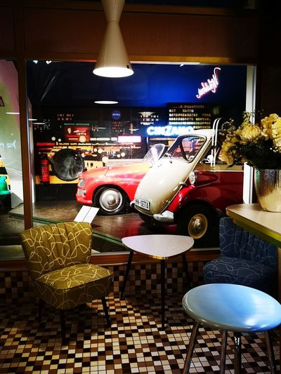 Back to the 50ties Eyeem Vintage Collection Collector's Car Fifties Design Fifties Style Fifties Interior Vintage Bar Vintage Car Parking