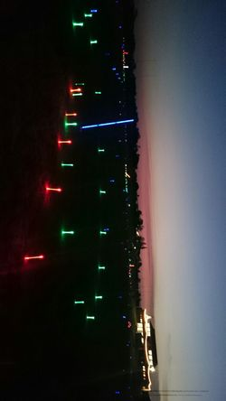 Night Golf Eluminated Loveit♥ Darkness And Light Lots Of Fun You Missed Out Hanging Out Hello World
