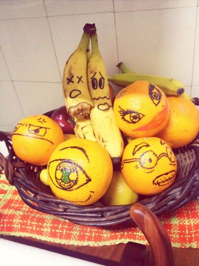 Check This Out fruit art
