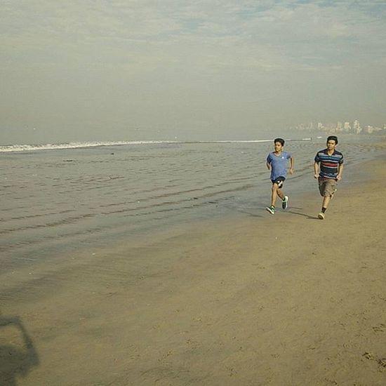 Running Run Crossfit Fitness Morningrun Beach NikeRun Fitmotivation Progress Beatyesterday Seasiderun Nikerunning