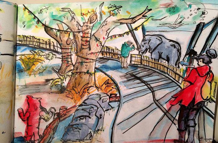 Art, Drawing, Creativity Art Drawingaday