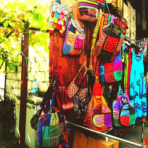 Bags Hippielife Hippie Hippiebag Colourful Summertime Letsgosomewhere Summer Turkey Eyeemcolours Kastamonu