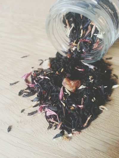 Black tea with peach and melon. Fraganceful. ♥♥♥ Tea Tea Lover Teaoftheday
