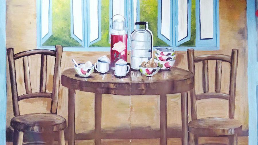 Drink Table Jar