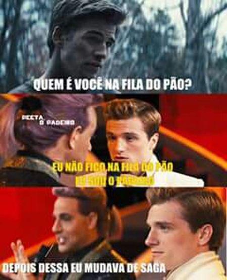 Humor_voraz Relaxing Peeta Mellark Katniss